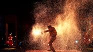 Licht- en vuurfestival Wintering krijgt vervolg, deze keer in wijk Keur