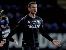 Necid dwingt tegen Willem II nieuwe kans in de spits bij ADO af