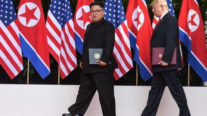 TIJDLIJN: Achtbaanrit naar de historische top Trump-Kim