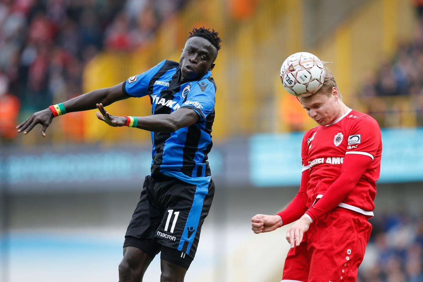 Krépin Diatta disputera sa première CAN avec le Sénégal.