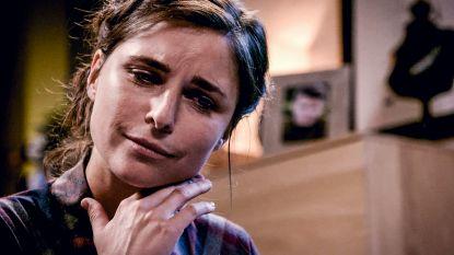 Lien Van De Kelder (36) ontdekt in 'Familie' dat ze zwanger is... van haar toyboy