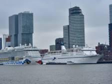 Opnieuw verruilt grote rederij Amsterdam voor Rotterdam
