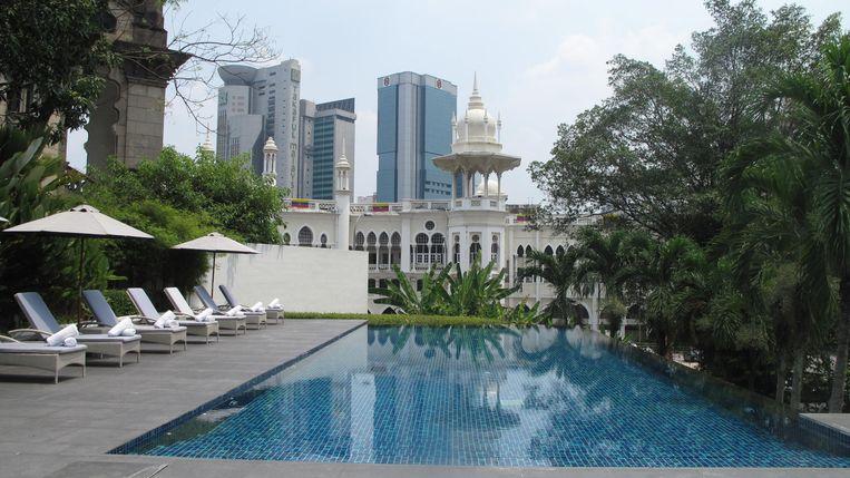 Hotel Majestic, Kuala Lumpur. Beeld null