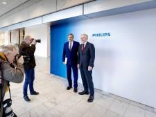 Philips neemt 'met gemak' afscheid van apparaten; wie of wat is Philips nog?
