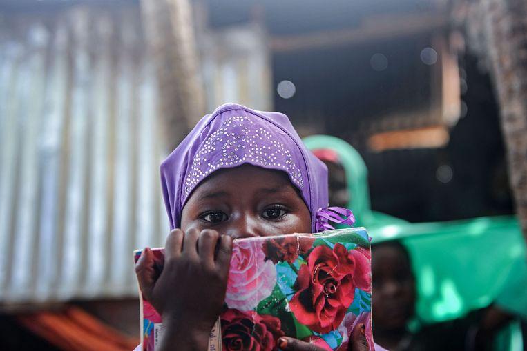 Volgens Unicef hebben 98 procent van de meisjes en vrouwen tussen 15 en 49 jaar in Somalië een genitale mutilatieprocedure ondergaan.