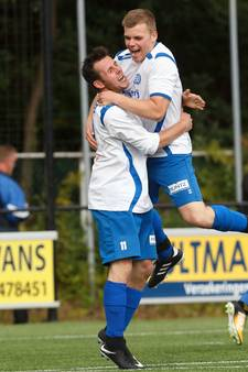 Uitslagen districtsbeker amateurvoetbal Zwolle e.o.