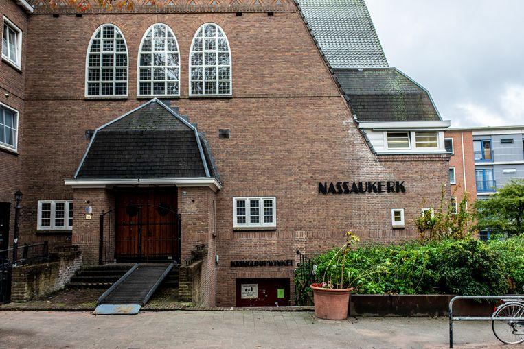 De Nassaukerk in West. Beeld Nosh Neneh