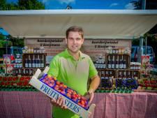 Joost Kooijmans organiseert kerstmarkt, voorjaarsmarkt én zomerbraderie in Dreumel: 'Ik heb gewoon iets met markten'