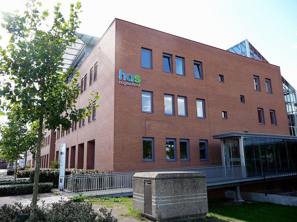 De HAS Hogeschool in Den Bosch.