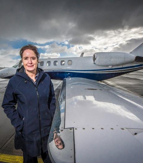 Regionale vliegvelden hebben last van de coronacrisis: fiks minder vliegverkeer