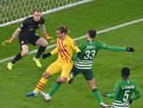 Barça ook zonder Messi simpel langs Ferencváros