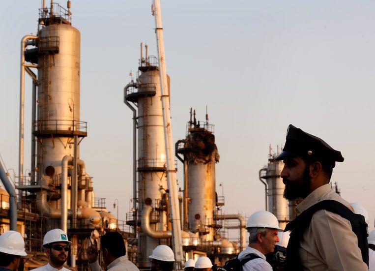 Een maand na de droneaanvallen is de olieproductie van Saudi-Arabië volledig hersteld.