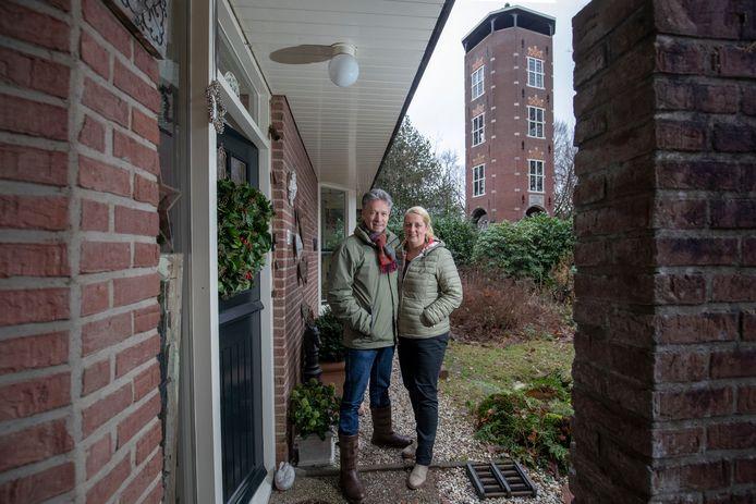 Gertjan en Jacqueline van Doorn zijn beheerders van de Koepel.