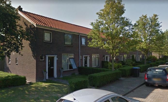 Overlast in Timorstraat Vlaardingen. Woning op foto betreft niet de woning van de overlastgever.