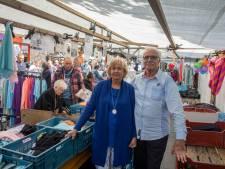 Leo en Francien van de Werf na ruim 50 jaar voor het laatst op de weekmarkt in Helmond: 'Ik ben altijd rechtdoorzee geweest'