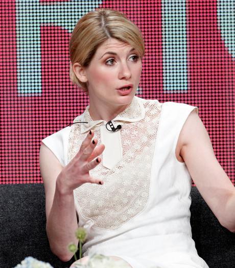 BBC leert snel: gelijke beloning voor Dr. Who Jodie Whittaker