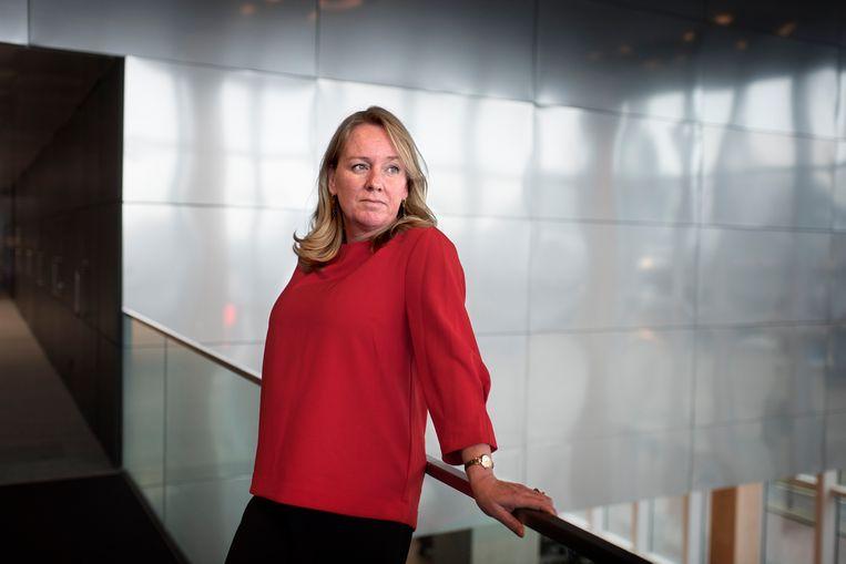 Janet Alberda. Beeld Ministerie van Buitenlandse Zaken