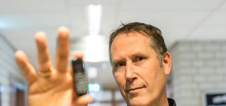 Opbrengst lockdown PI Achterhoek in Zutphen: 31 gram hasj en een mobieltje