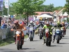 Deze bekende motorcoureur is de publiekstrekker van 'Rockanje Classic'