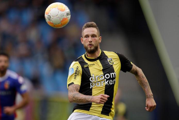Tim Matavz wordt door Vitesse klaargestoomd voor de competitieclash met De Graafschap.