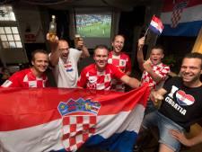 Hele dorp is voor Kroatië, omdat dat goed uitkwam