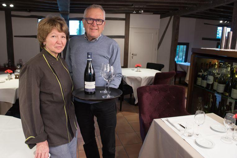 Zaakvoerder Pol Vergucht en echtgenote en chef-kok Yolande Van Hautegem scoren opnieuw 13 op 20.