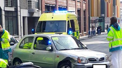 Motorrijder zwaargewond na aanrijding in Vaartstraat