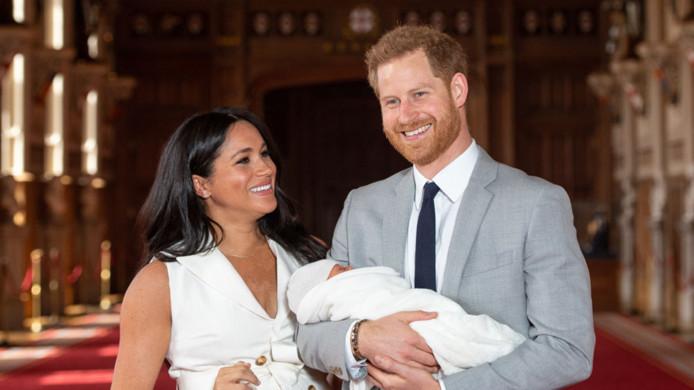 Meghan Markle, le prince Harry et le petit Archie