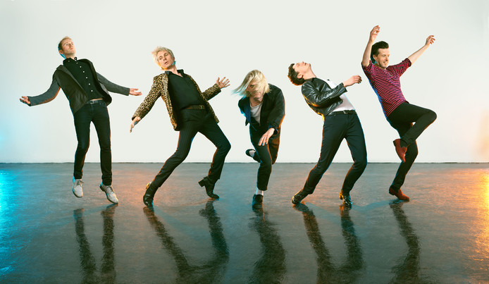Franz Ferdinand was in 2018 een van de toppers in Doornroosje.
