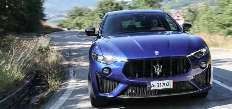Opzwepende Maserati Levante Trofeo wint het op karakter