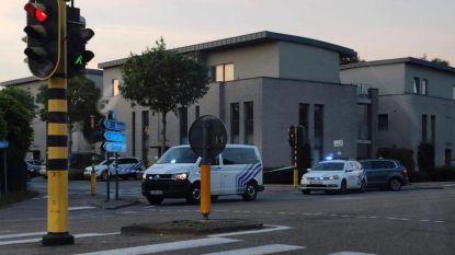Schietincident in Maasmechelen: straat hele nacht afgesloten