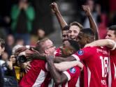 Stadionverbod van vijf jaar voor knuffel met PSV'ers in verboden zone