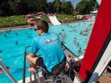 Zwembad De Hokseberg heeft de ruimte: 'Dit zomerse weer is gewoon genieten geblazen'