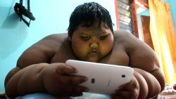 VIDEO. Jongen (12) verliest 100 kilo