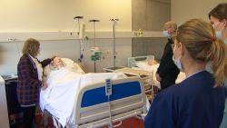 Artsen en verpleegkundigen worden bijgeschoold om Covid-patiënten te verzorgen
