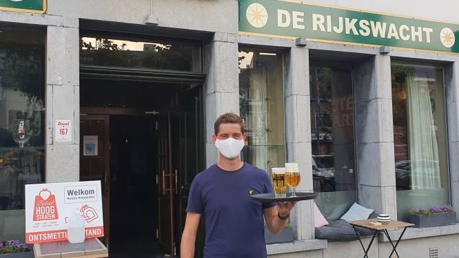"""Café De Rijkswacht pleit voor duidelijkheid van overheid over heropening van horeca: """"Het is belangrijk om ergens naartoe te kunnen werken"""""""
