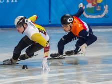 Hoogerwerf uitgeschakeld in kwartfinale 1000 meter