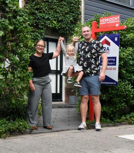 Hypotheken zijn populairder dan ooit in het Groene Hart, zien ook Joran (31) en Jolanda (32): 'Dit is hét moment'