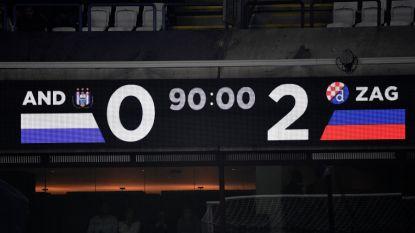 Vijf matchen op zes zonder goals: nog nooit vertoond in geschiedenis Anderlecht