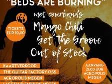 'Beds are burning', benefietconcert voor Australië in Megen