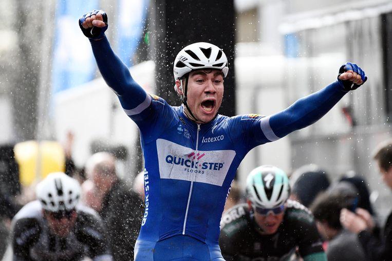 Vorig jaar won Fabio Jakobsen.