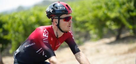 Van Baarle schrikt van slechte anti-coronamaatregelen in Frankrijk: 'Ze trekken de bidon uit je fiets'