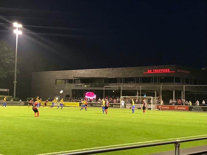 DVS'33 kreeg De Treffers in de verlenging op de knieën.