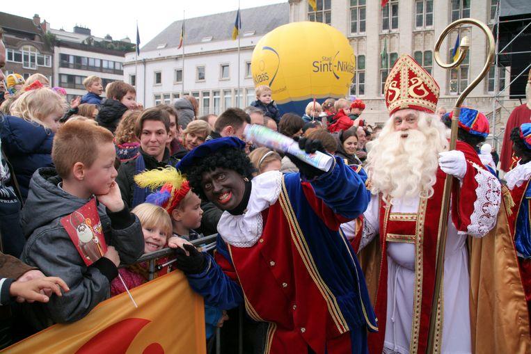 Sinterklaas komt volgende week zondag toe op de Grote Markt.