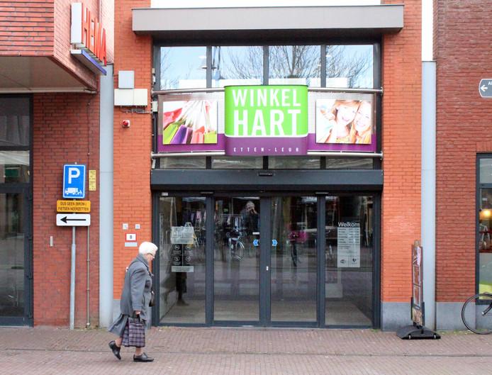 Het Winkelhart in Etten-Leur