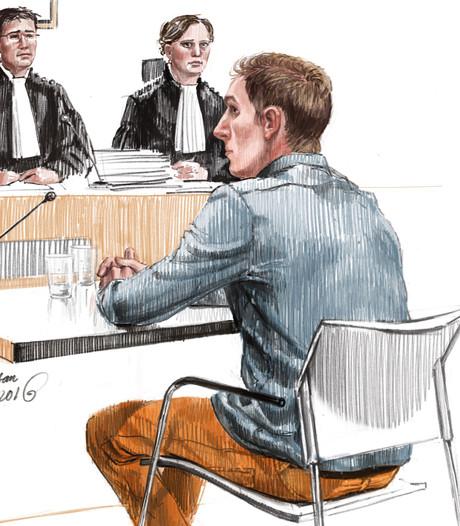 Moordverdachte Mark de J. huilend: 'Ik heb het écht niet gedaan'