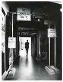 De expositie De Straat waarmee Leering ook internationaal veel lof oogstte.