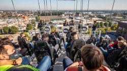 Illegale kotfeestjes, online studentenfestival en 50 meter hoog in de lucht: universiteiten en hogescholen trappen vreemdste academiejaar ooit af