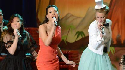 'Glee'-actrice Heather Morris wil helpen met zoektocht naar Naya Rivera