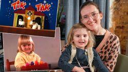 Hoe zien de kinderen en het schaduwmeisje uit 'Tik Tak' er nu uit?